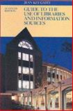 A Guide to the Use of Libraries and Information 9780070230002