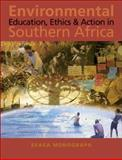Environmental Education, Ethics and Action in Southern Africa 9780796920010
