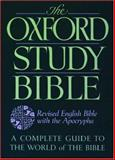 The Oxford Study Bible 9780195290011