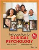 Introduction to Clinical Psychology 2nd Edition
