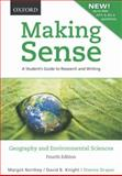 Making Sense in Geography and Environmental Sciences 9780195440027