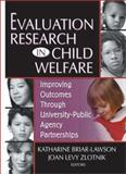 Evaluation Research in Child Welfare 9780789020031