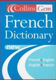 French Dictionary 9780007110032