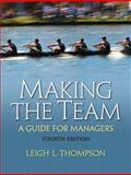 Making the Team 4th Edition