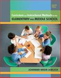 Curriculum and Instructional Methods for the Elementary and Middle School 7th Edition