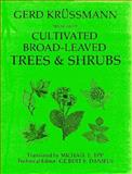 Manual of Cultivated Broad-Leaved Trees and Shrubs 9780881920055