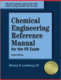 Chemical Engineering Reference Manual for the PE Exam 9781591260073