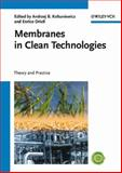 Membranes in Clean Technologies 9783527320073