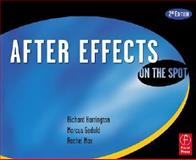 After Effects on the Spot 9780240810089