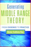 Generating Middle Range Theory 1st Edition