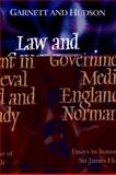 Law and Government in Medieval England and Normandy 9780521520096