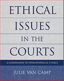 Ethical Issues in the Courts 9780534550097