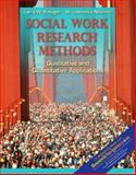 Social Work Research Methods with Research Navigator 9780205470112