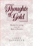 Thoughts of Gold 9780915720132
