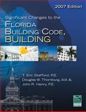 Significant Changes to the Florida Building Code, Building 2007 9781435440135