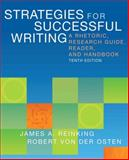 Strategies for Successful Writing 10th Edition