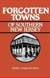 Forgotten Towns of Southern New Jersey 9780813510163