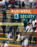 Business and Society 12th Edition