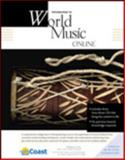 Introduction to World Music Online 9780757560187