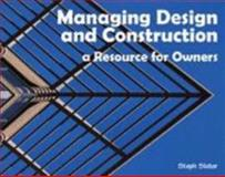 Managing Design and Construction 9780615160191