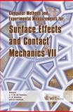 Computer Methods and Experimental Measurements for Surface Effects and Contact Mechanics VII 9781845640224