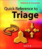 Quick Reference to Triage 9780781740227