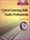 Critical Listening Skills for Audio Professionals 2nd Edition