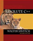 Absolute C++ 9780321330239