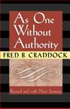 As One Without Authority 4th Edition