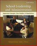 School Leadership and Administration 9th Edition