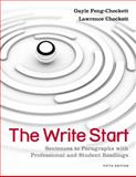 The Write Start 5th Edition