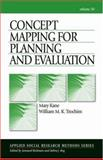 Concept Mapping for Planning and Evaluation 9781412940283