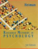 Research Methods in Psychology 3rd Edition