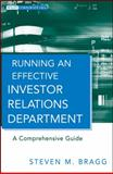 Running an Effective Investor Relations Department 1st Edition