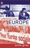Unsocial Europe 9780745320311
