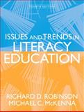 Issues and Trends in Literacy Education 9780205520312
