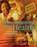 Communicating about Health 3rd Edition