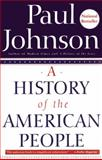 A History of the American People 1st Edition