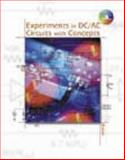Experiments in DC/AC Circuits with Concepts 9780766840355