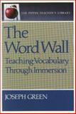 The Word Wall 9780887510366