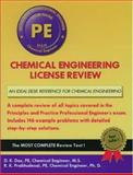 Chemical Engineering License Review 9781576450369
