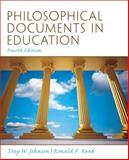 Philosophical Documents in Education 4th Edition