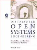 Distributed Open Systems Engineering 9780471130383