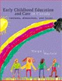 Early Childhood Education and Care in Canada 9780130800398