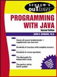 Schaum's Outline of Programming with Java 2nd Edition