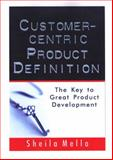 Customer-Centric Product Definition 9780974560403