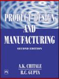 Product Design and Manufacturing 9788120320413
