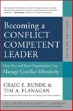 Becoming a Conflict Competent Leader 2nd Edition