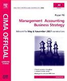 Management Accounting - Business Strategy 9780750680431