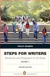 Steps for Writers 9780205110438